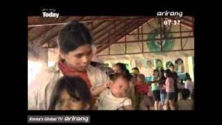 DAIL Community of Cambodia Shares Hope [Arirang Today]