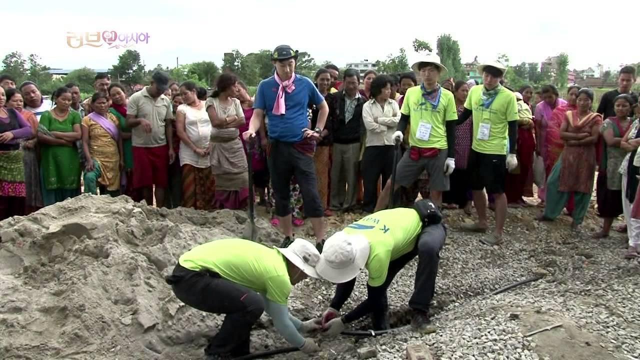 20130917 KBS1 [러브 인 아시아] 네팔다일공동체